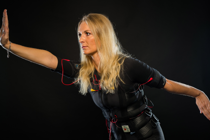 EMS Training in Pegnitz, Elektronische Muskelstimulation an miha bodytec in der SPORTWELT Pegnitz
